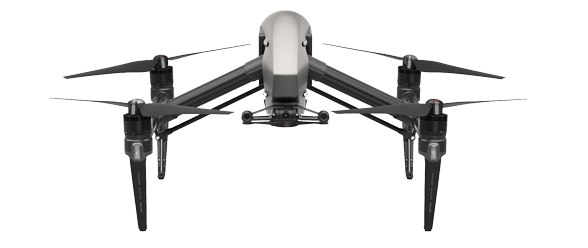 DJI Inspire 2 used for Aerial Photography