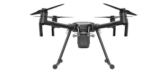 DJI Matrice 200 used for Aerial Filming