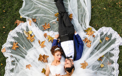Tips to Maximise Aerial Photography on Your Big Day