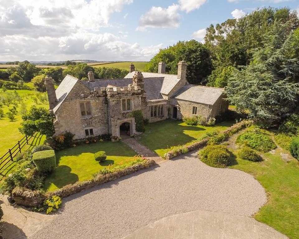 Hareston Manor
