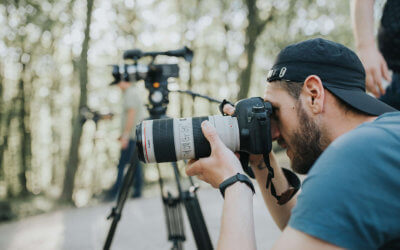 Why you should hire both a wedding photographer and videographer for your special day