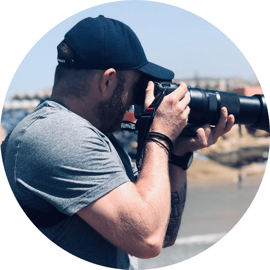 Jamie Haigh a master in Aerial Filming